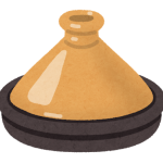 論語 タジン鍋