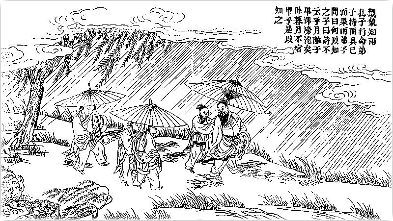 論語 観象知雨