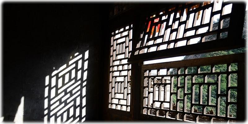 論語 櫺子窓