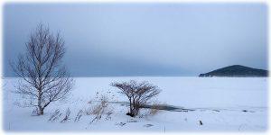 論語 北海道サロマ湖